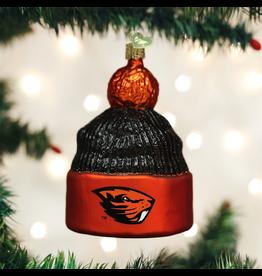 Ornaments OSU Beavers Beanie Ornament