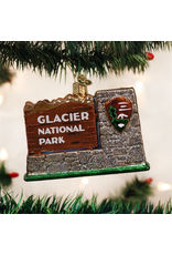 Ornaments Glacier National Park Ornament