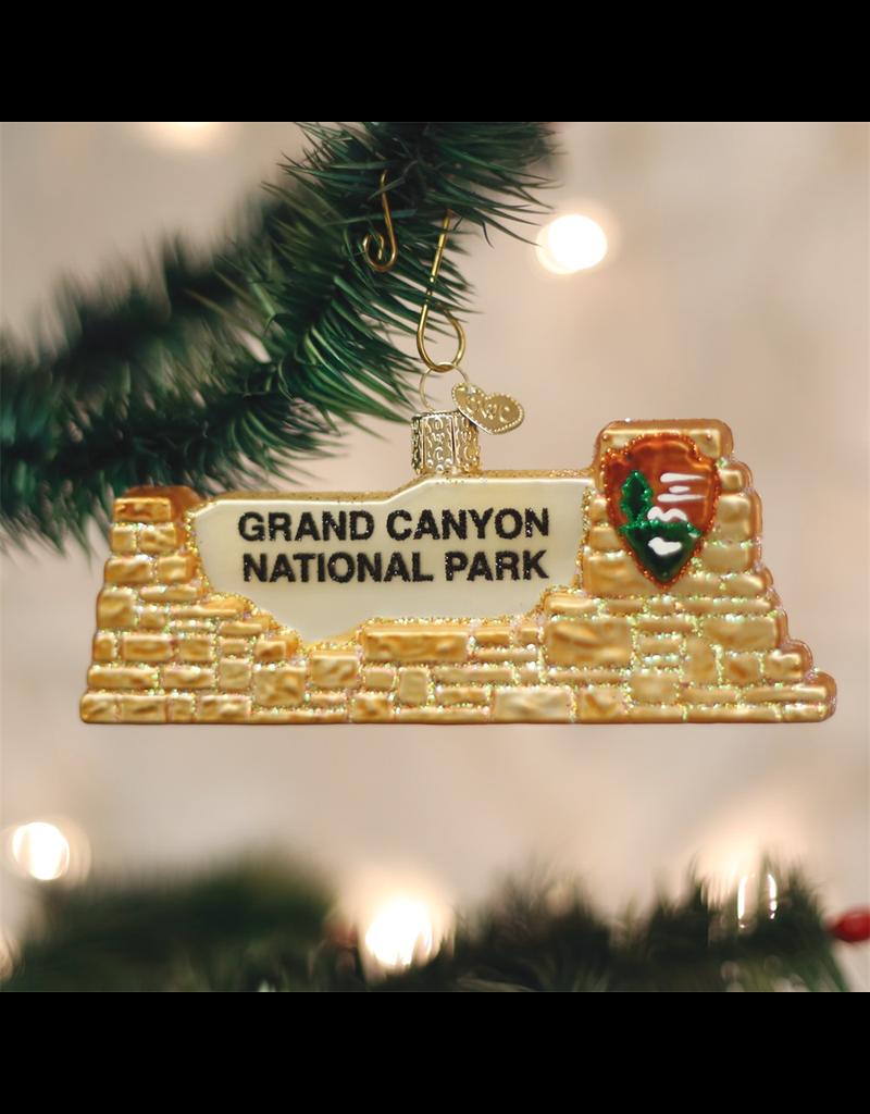 Ornaments Grand Canyon National Park Ornament