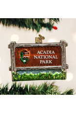 Ornaments Acadia National Park Ornament