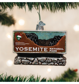 Ornaments Yosemite National Park Ornament
