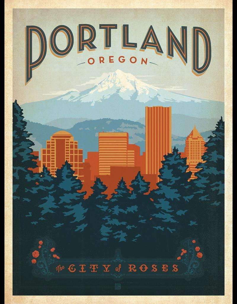 Magnets Portland Oregon Magnet