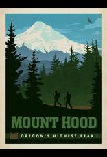 Magnets Mount Hood Magnet