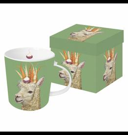 Mugs Sawyer Garden Alpaca Mug