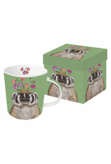 Mugs Sawyer Sweet Pea Badger Mug