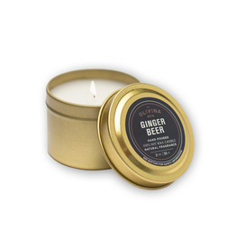 Ginger Beer Mini Candle