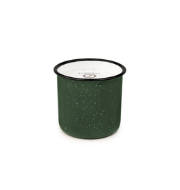 Candles Evergreen & Embers Enamel Candle