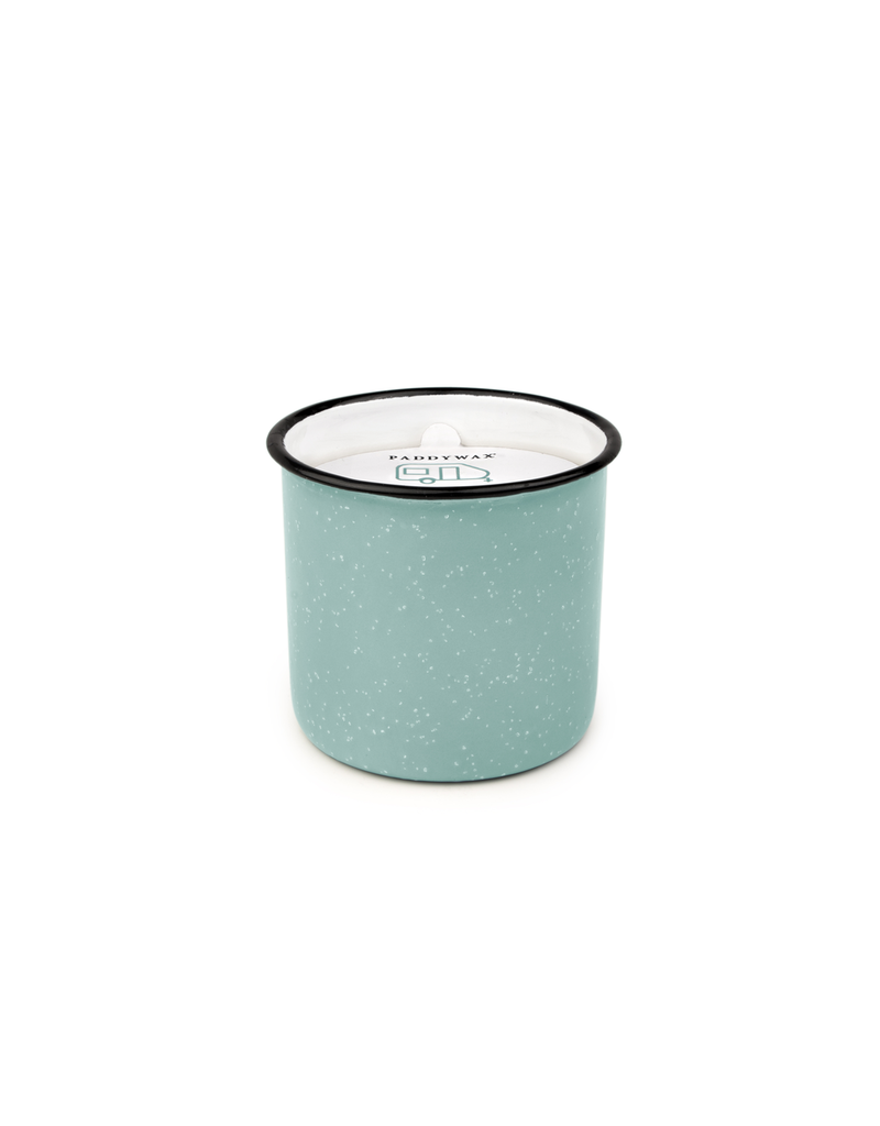 Candles - Novelty Fresh Air & Sea Salt Enamel Candle
