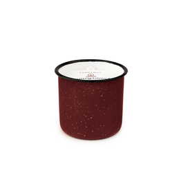 Candles Pomegranate & Spruce Enamel Candle