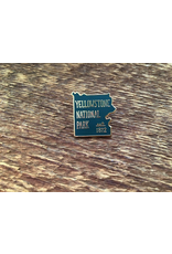 Enamel Pins Yellowstone Enamel Pin