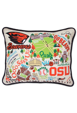 Pillows Oregon State University Beavers Pillow