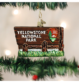 Ornaments Yellowstone National Park Ornament