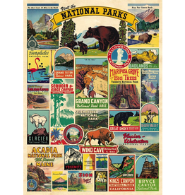 Gift Wrap National Parks Gift Wrap