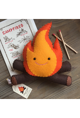 Plush Happy Campfire Plush