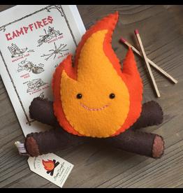 Plush Happy Campfire Plush