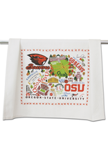 Tea Towels OSU Beavers Dish Towel