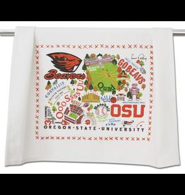 Tea Towels OSU Beavers Dish Towel