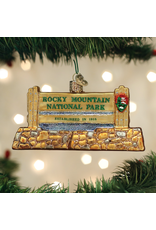 Ornaments Rocky Mountains National Park Ornament