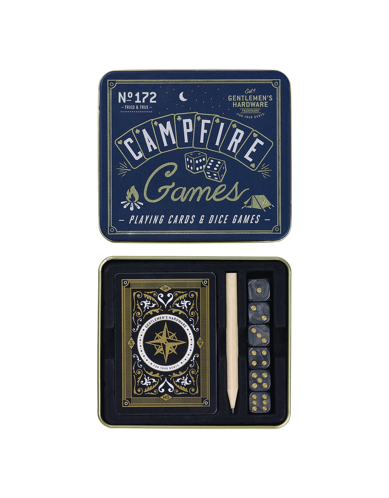 Games Campfire Game Set