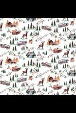 Gift Wrap Mountain Lodge Gift Wrap