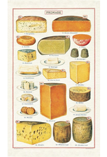 Tea Towels Cheese Tea Towel