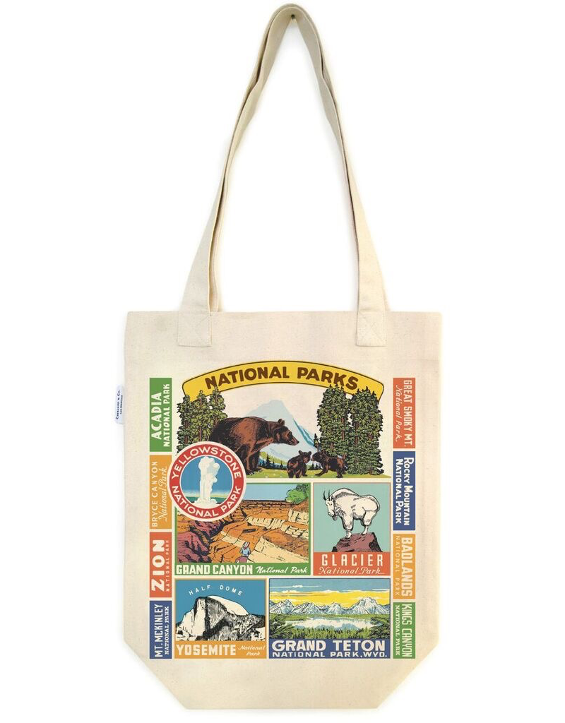 Totes National Parks Tote