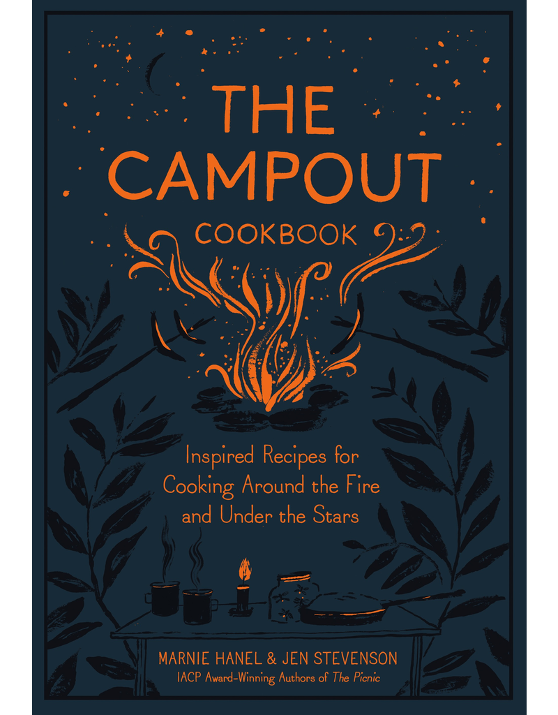 Books The Campout Cookbook