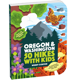 Books OR & WA 50 Hikes With Kids