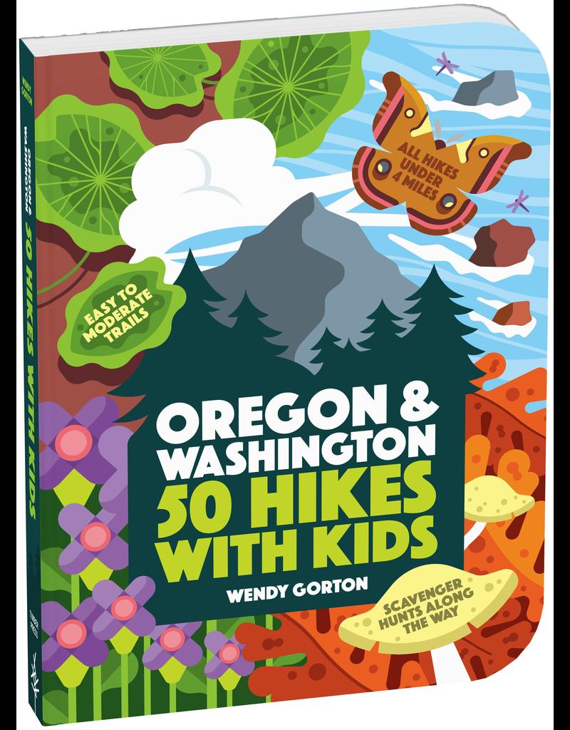 Books OR & WA 50 Hikes With Kids