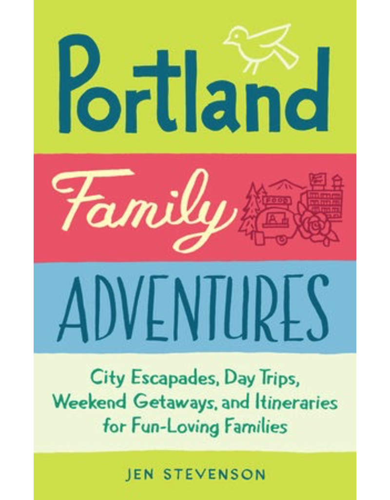 Books Portland Family Adventures