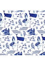 Gift Wrap Mermaid & Whale Gift Wrap