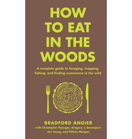 Books How To Eat In The Woods