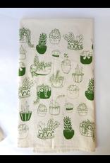 Tea Towels Succulents Tea Towel
