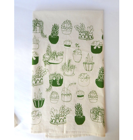 Tea Towels Succulents Tea Towel