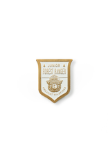 Enamel Pins Smokey Junior Ranger Badge