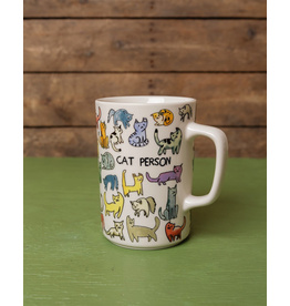 Mugs Cat Person Mug