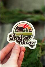 Stickers Trail Blazer Sticker