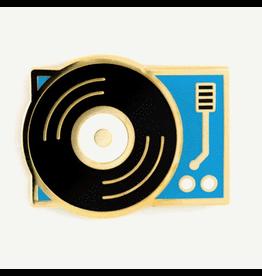 Enamel Pins Record Player Enamel Pin