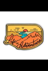 Enamel Pins Life Of Adventure Enamel Pin