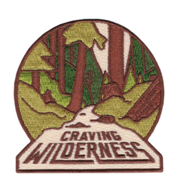 Patches Craving Wilderness Patch