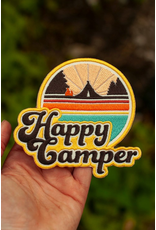 Patches Happy Camper Patch