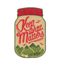 Patches Keep What Matters Patch