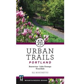 Books - Portland Oregon Urban Trails: Portland