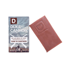 Soaps Leaf & Leather Soap