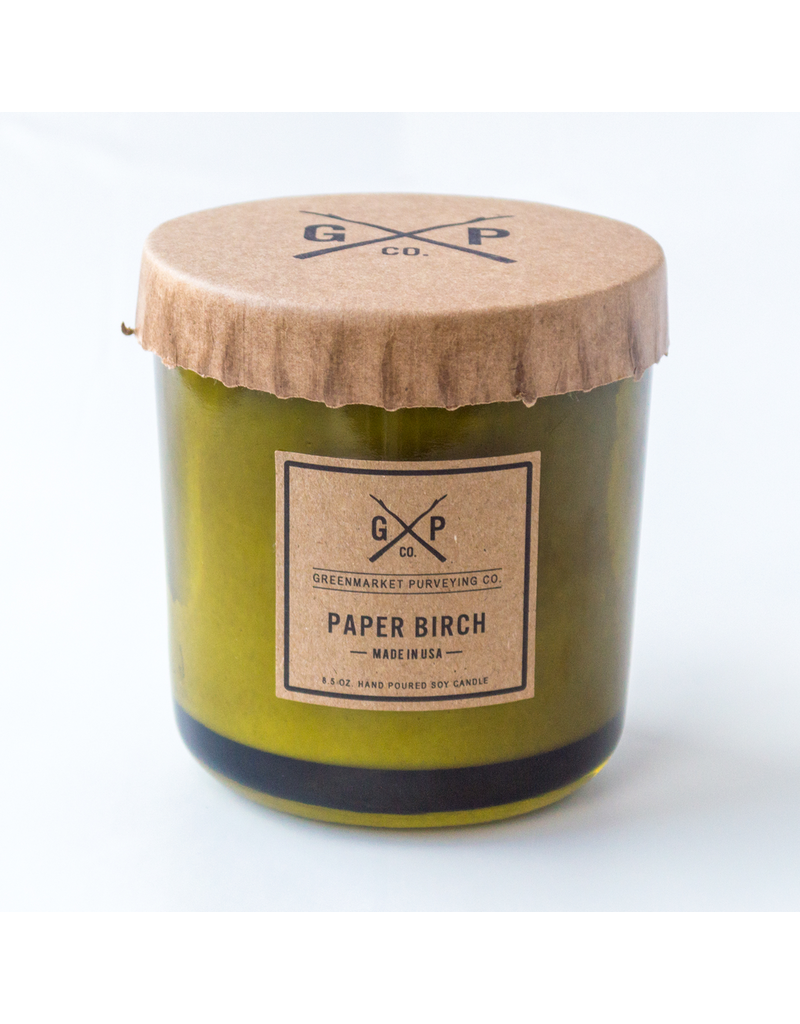 Candles Paper Birch 8.5oz Candle