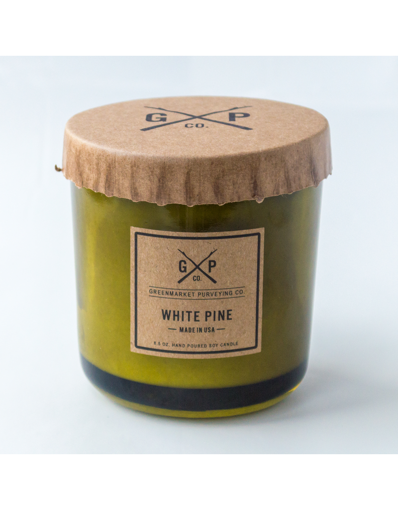 Candles White Pine 8.5oz Candle