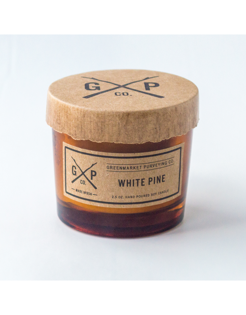 Candles White Pine 2.5oz Candle