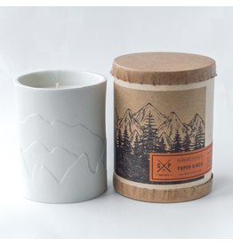 Candles Paper Birch 10oz Candle