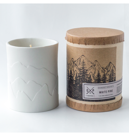 Candles White Pine 10oz Candle