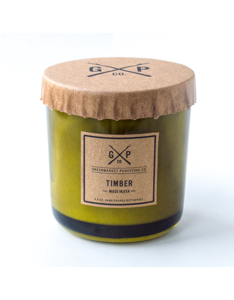 Candles Timber 8.5oz Candle